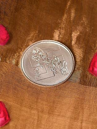 Laxmi Ganesh SIlver Coin (10 Gms)