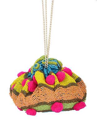 Multicolored Handcrafted Potli