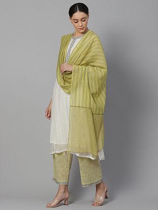 Nadeen  Cotton Silk Dupatta