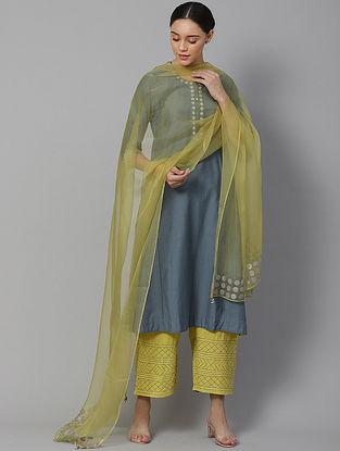Nile  Cotton Silk Kurta