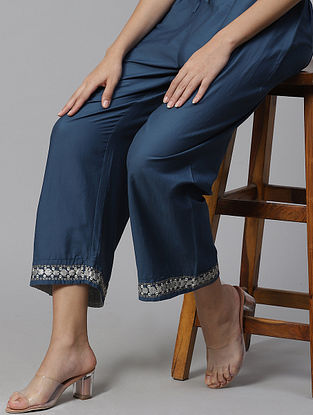 Hana  Cotton Silk Pyjamas