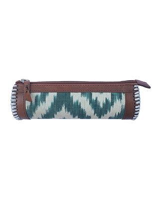 Multicolored Handcrafted Cotton Pencil Case