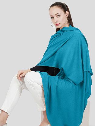 Blue Pashmina Tafta