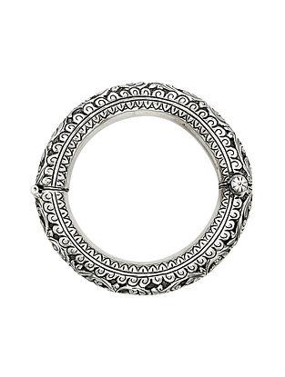 Sterling Silver Bangle (Size: 2/4)
