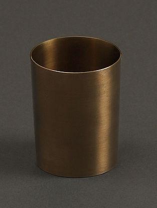 Kansa Glass (H- 3.4in, Dia- 2.5in)