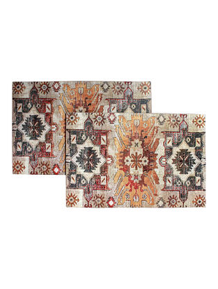 Bokara Multicolored Table Placemats (Set of 6)
