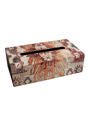 Bokara Multicolored Tissue Box