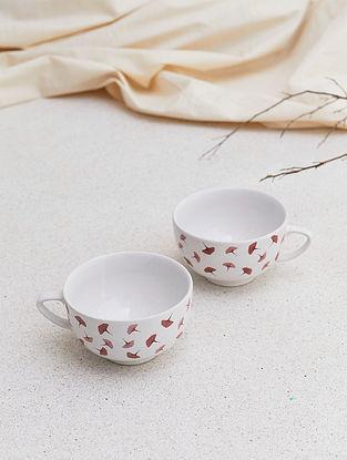 Anji Ceramic Cups (Set of 2)