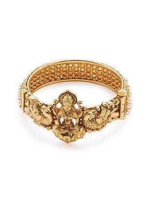 Gold Tone Temple Work Bangle