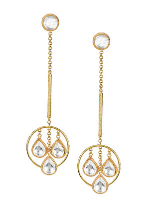 Alina Gold-plated Earrings