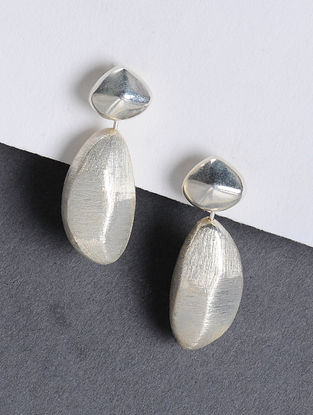 Classic Sterling Silver Earrings