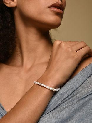Fresh Water Pearl Beaded Bracelet