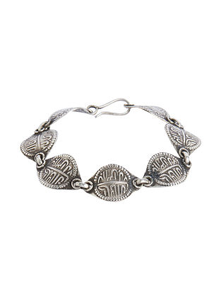 Tribal Sterling Silver Bracelet