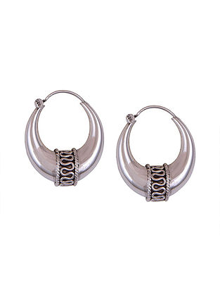 Classic Sterling Silver Earrings