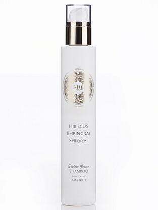 Hibiscus Bhringraj and Shikakai Protein Power Shampoo - 250 ml