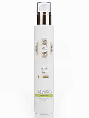 Noni and Neem Body Cleanser - Sulfate-Free - Anti-Pollution - 250 ml
