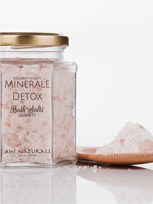 Minerale Detox - Aromatherapy Bath Salts - 250 gms