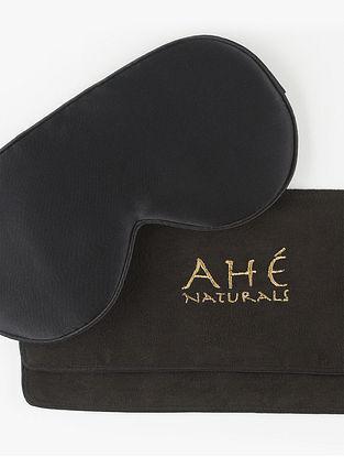 Black Mulberry Silk Sleep Mask