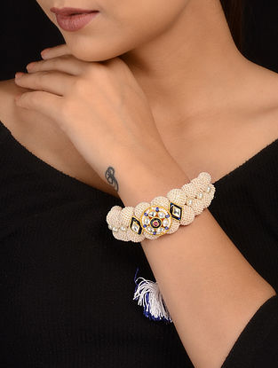 Multicolored Pearl Bracelets
