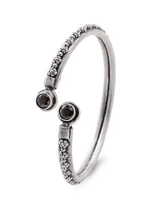 Tribal Silver Bracelet (Size: 2/6)