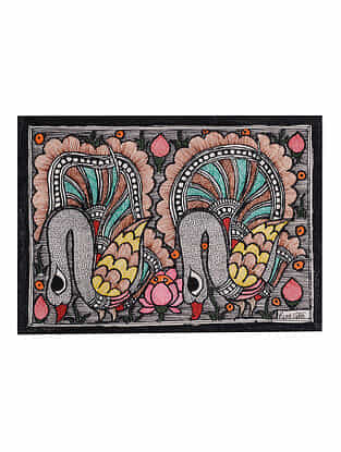 Madhubani Painting - 5.6in x 7.8in