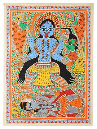 Kali Madhubani Painting (30in x 22in)