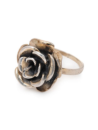 Classic Silver Ring (Ring Size: 8.6)