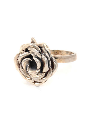Classic Silver Ring (Ring Size: 7.5)