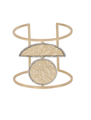 Gold Plated Zabel Gold Cuff
