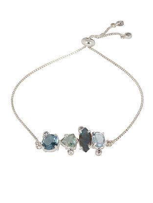 Blue-Grey Bluette Friendship Bracelet