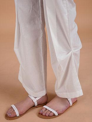 Ivory Mul Pants