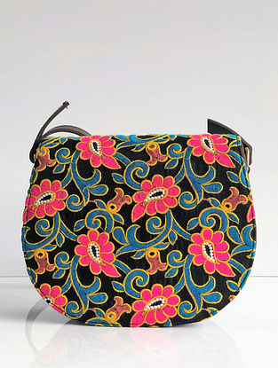 Multicolored Katchi Bharat Sling Bag