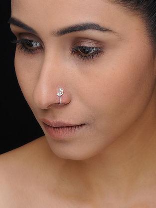 Classic Silver Nose Clip