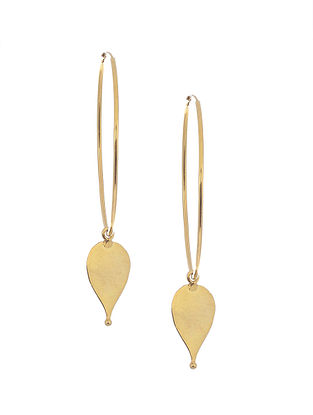 Gold-plated Silver Earrings