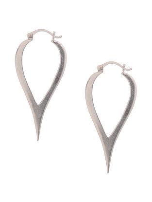 Classic Silver Earrings