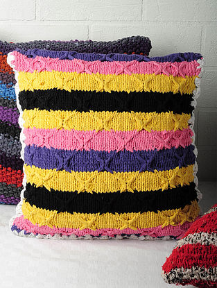 Recycled Cushion Cover 16.5in x 14.5in