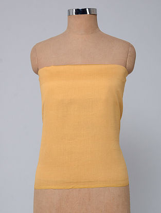 Yellow Modal Fabric