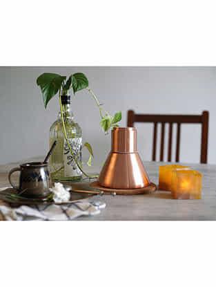 Copper Stout Water Carafe (Dia- 5.9in, H- 6.25in)