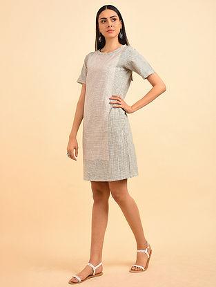 Treemolo Block Printed Handspun Cotton Dress