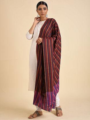 Multicolored Handwoven Pashmina Cashmere Shawl