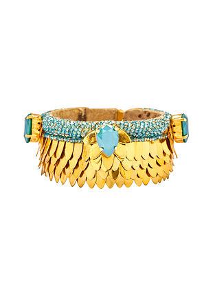 Deepa Gurnani Kaya Bracelet Made with Swarovski Crystals