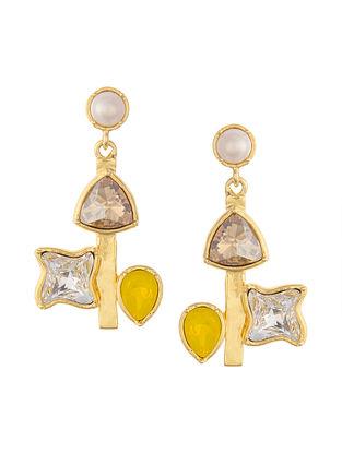 ZARIIN - Everyday Wings Earrings Made with Swarovski Crystals