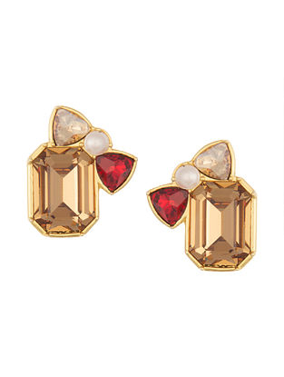 ZARIIN - Real Deal Earrings Made with Swarovski Crystals