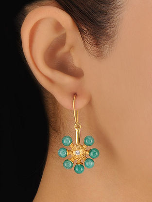 Pair of Classic Bold Silver Earrings