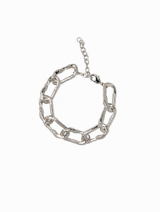 Silver Plated Handcrafted Bracelet