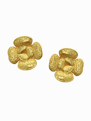 Gold Plated Handcraffted Earrings