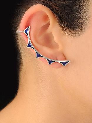 Pair of Classic Silver Ear Cuffs