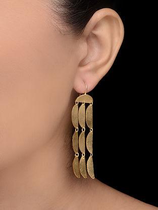 Classic Gold Tone Earrings