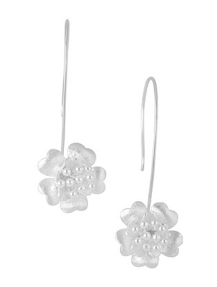 Handcrafted Silver Earrings