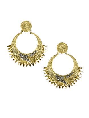 Dual Plated Handcrafted Earrings